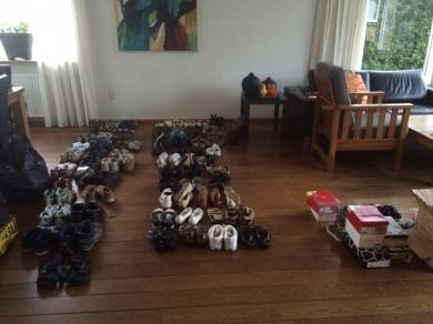 schoenenactie
