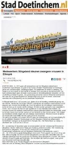 Stad Doetinchem 28-11-2014